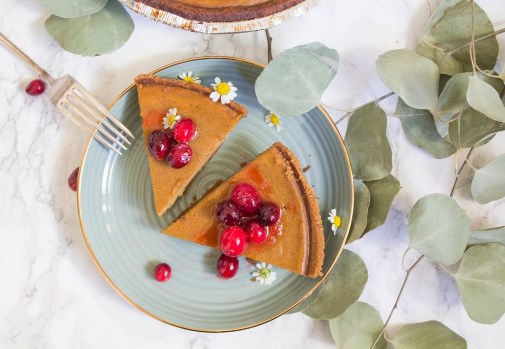Butternut Squash Pie | Cooking with a Wallflower