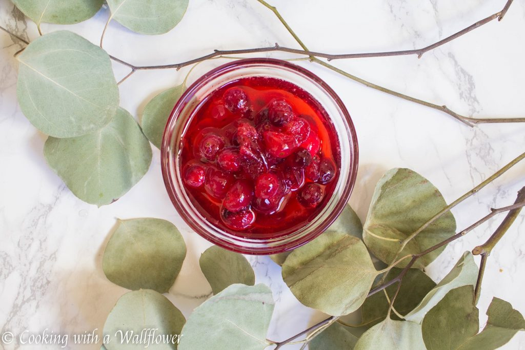 Cranberry Simple Syrup   Cooking with a Wallflower
