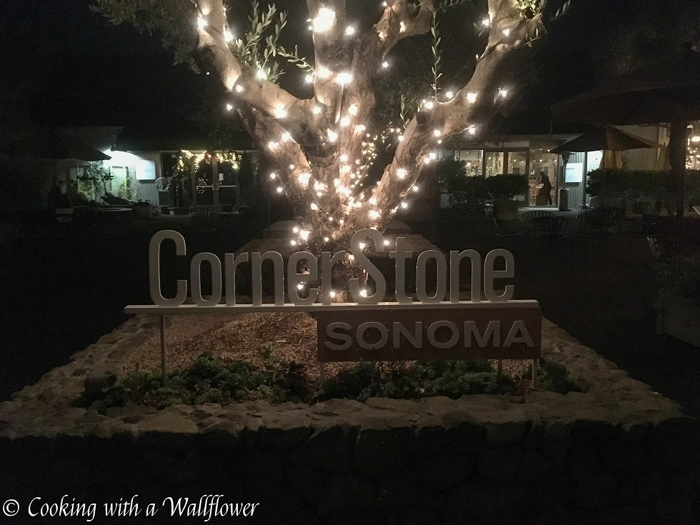 Sonoma Valley 2017 | Cooking with a Wallflower