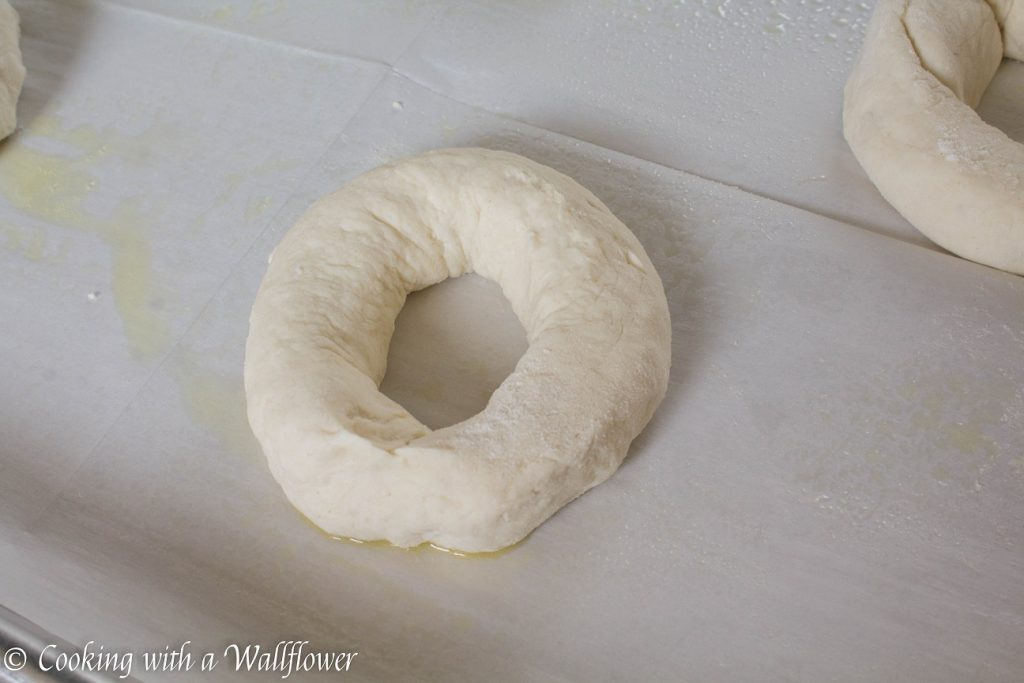 Homemade Everything Bagels | Cooking with a Wallflower
