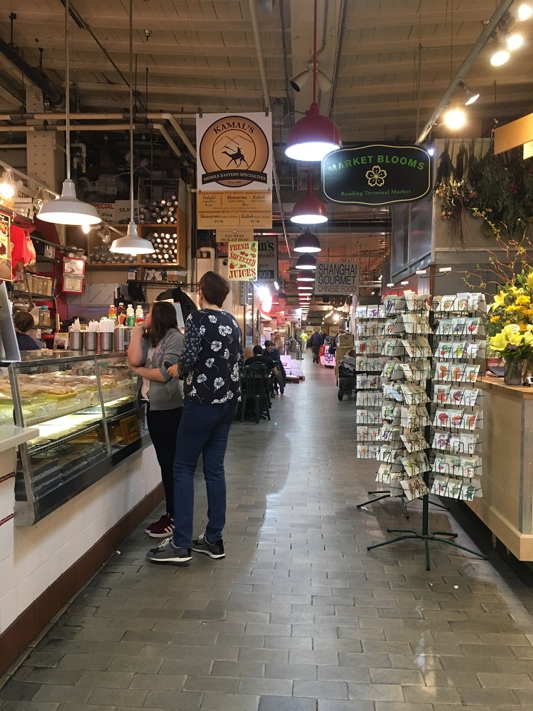 Philadelphia's Center City   Cooking with a Wallflower
