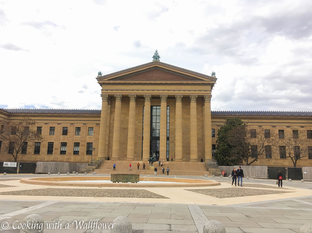Philadelphia's Museum District  | Cooking with a Wallflower