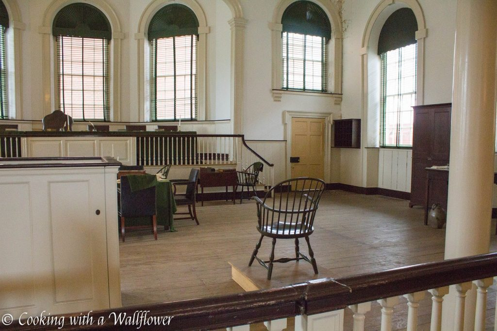 Philadelphia's Old City | Cooking with a Wallflower