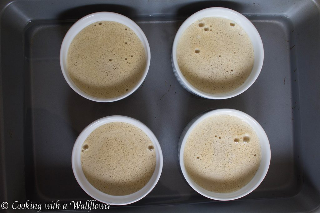 Earl Grey Pots de Creme | Cooking with a Wallflower