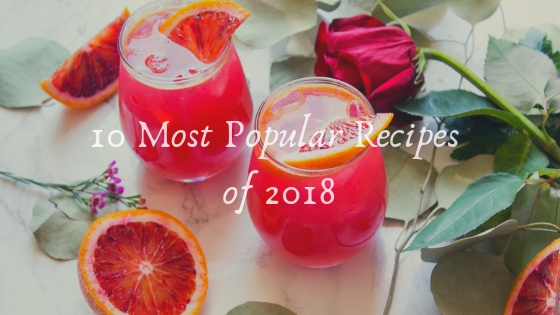 10 Most Popular Recipes of 2018