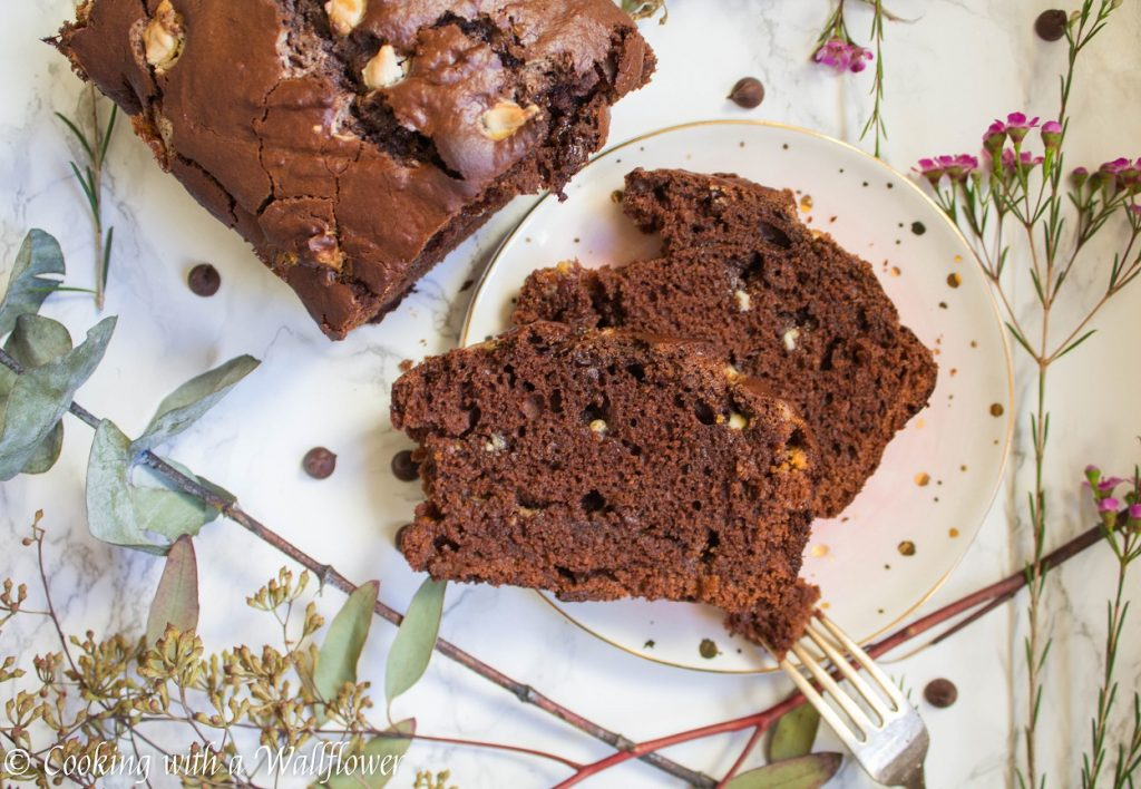 Double Chocolate Chip Bread | Cooking with a Wallflower