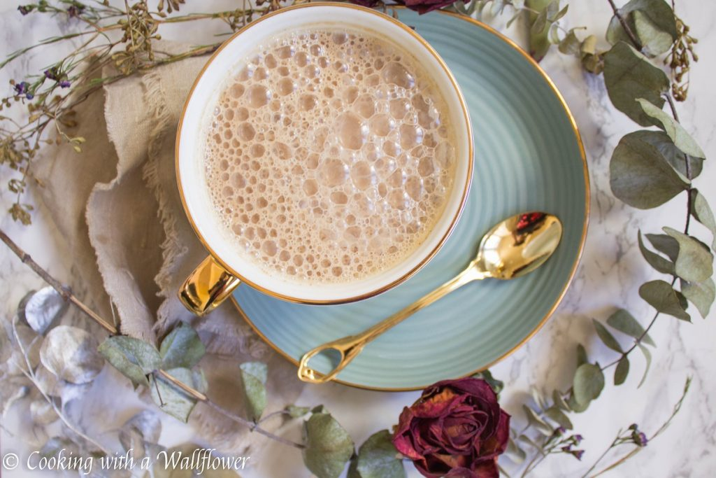 Chai Latte | Cooking with a Wallflower