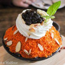 Thai Tea Bingsoo