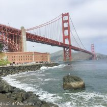 Golden Gate Bridge | Cooking with a Wallflower