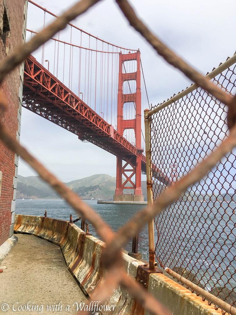 Golden Gate Bridge | Cooking with a Wallflower