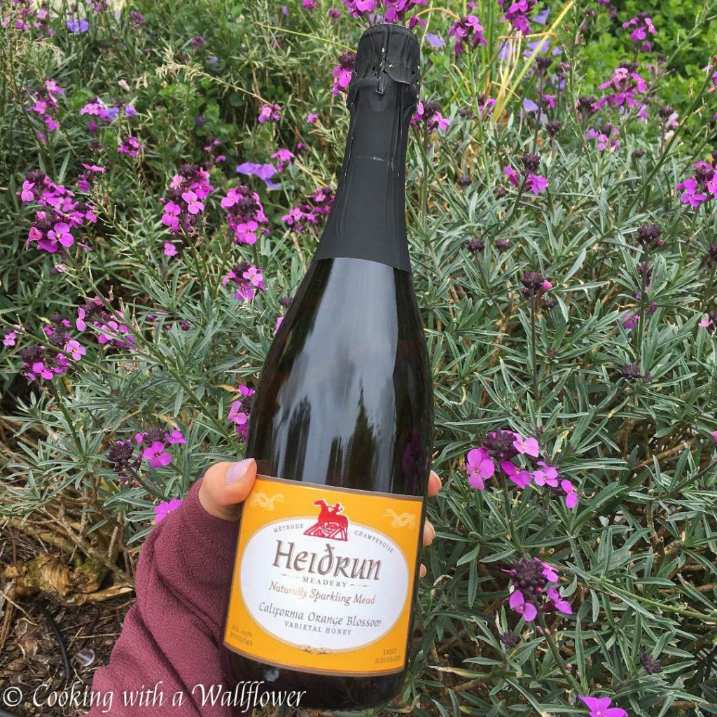 Heidrun Meadery | Cooking with a Wallflower