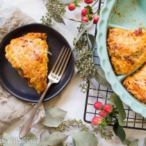 Sun-Dried Tomato Pesto Scones | Cooking with a Wallflower