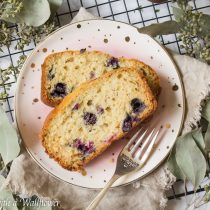 Mixed Berry Buttermilk Bread | Cooking with a Wallflower