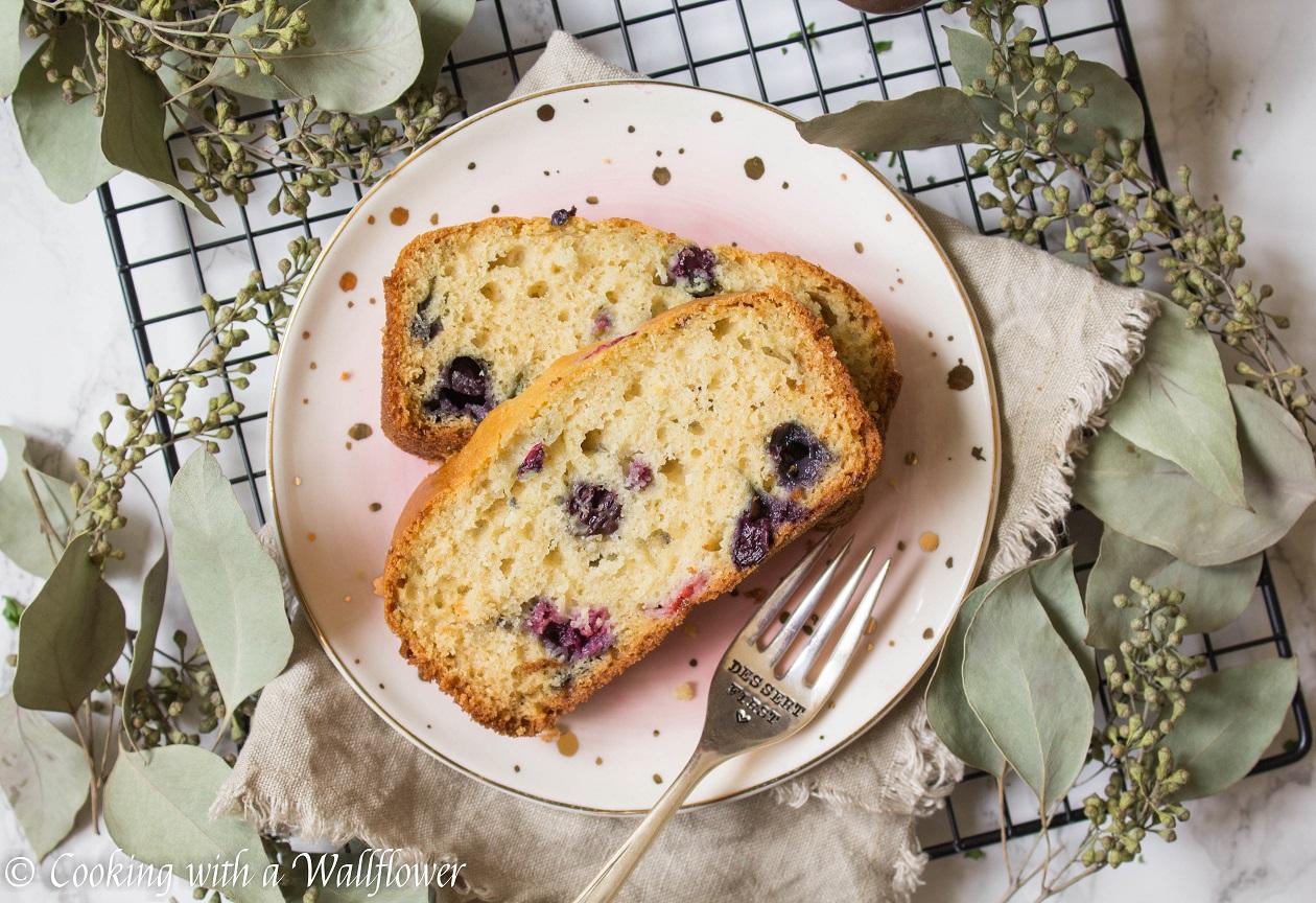 Mixed Berry Buttermilk Bread