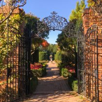 Filoli | Cooking with a Wallflower