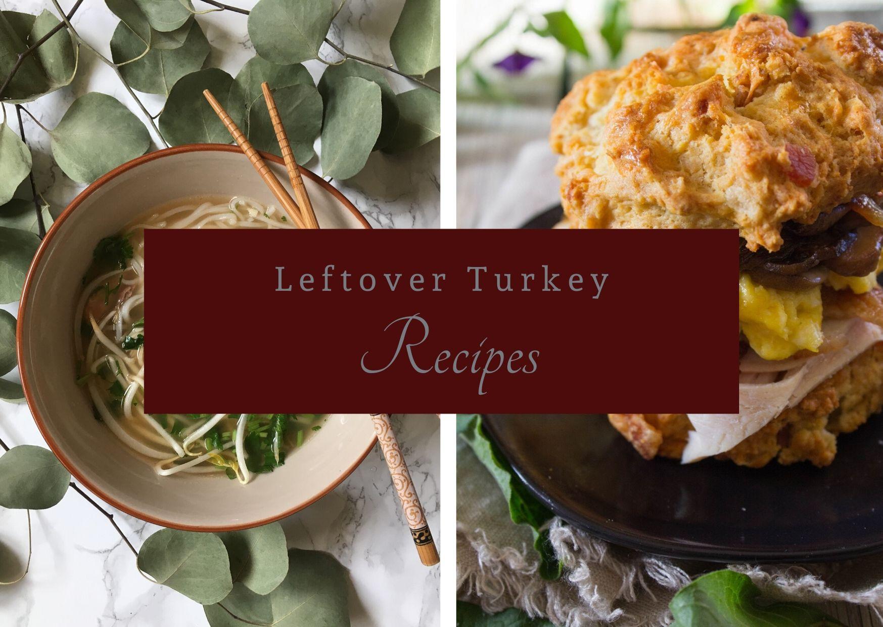 Leftover Turkey Recipes 2019