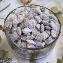 Cookie Butter Chex Mix | Cooking with a Wallflower