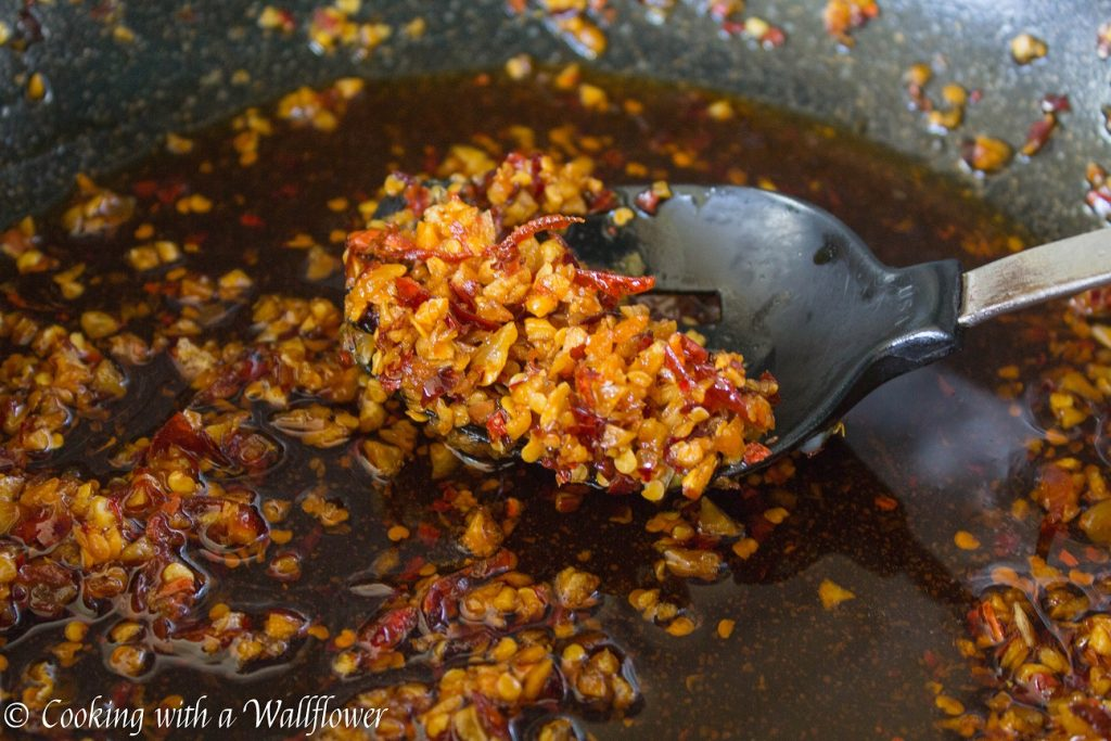 Garlic Chili Oil | Cooking with a Wallflower
