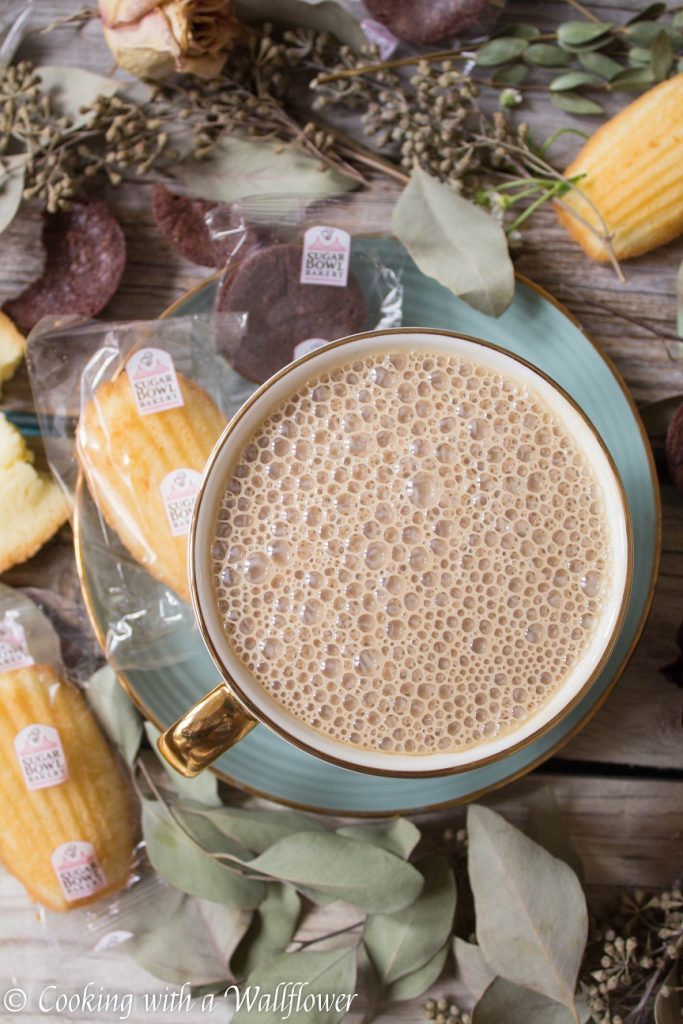 Earl Grey Latte | Cooking with a Wallflower