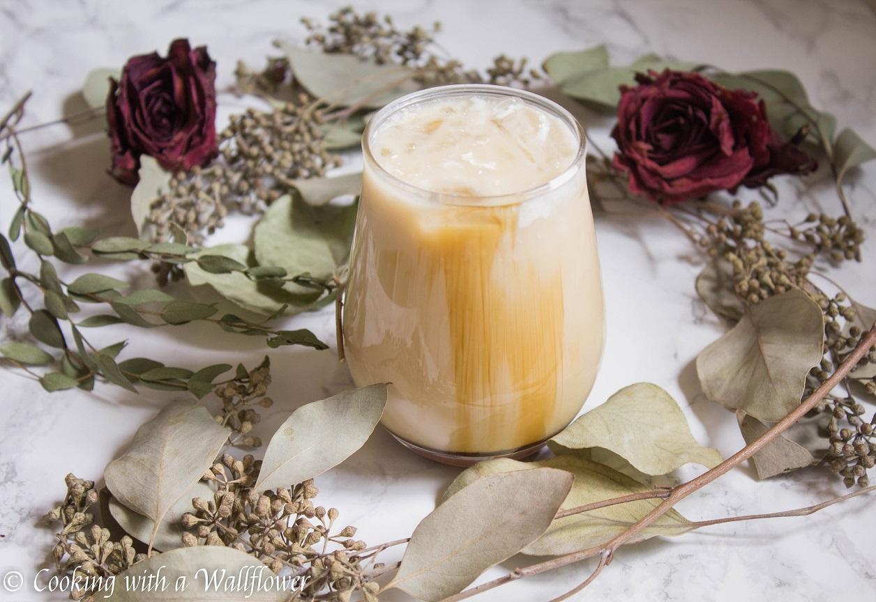 Brown Sugar Jasmine Oolong Milk Tea