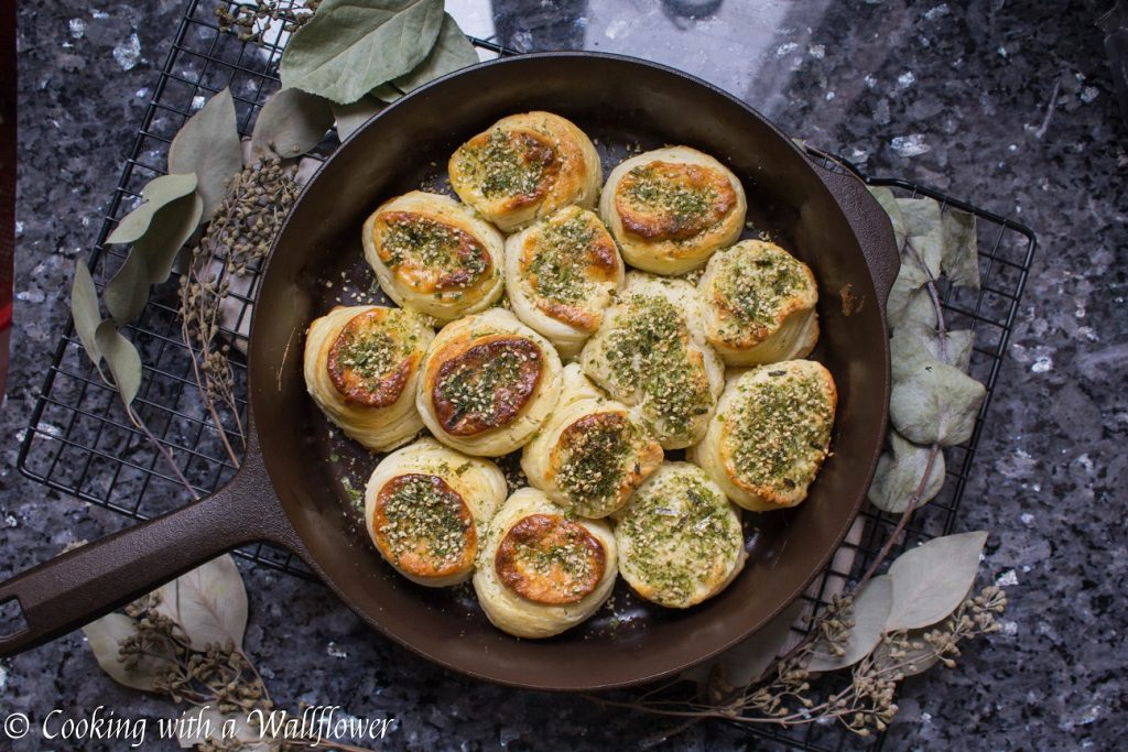Furikake Buttermilk Biscuits   Cooking with a Wallflower