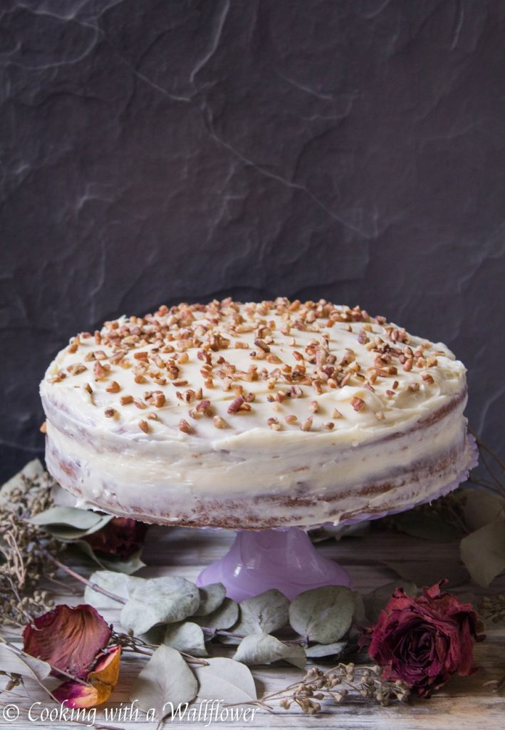 Hummingbird Cake   Cooking with a Wallflower
