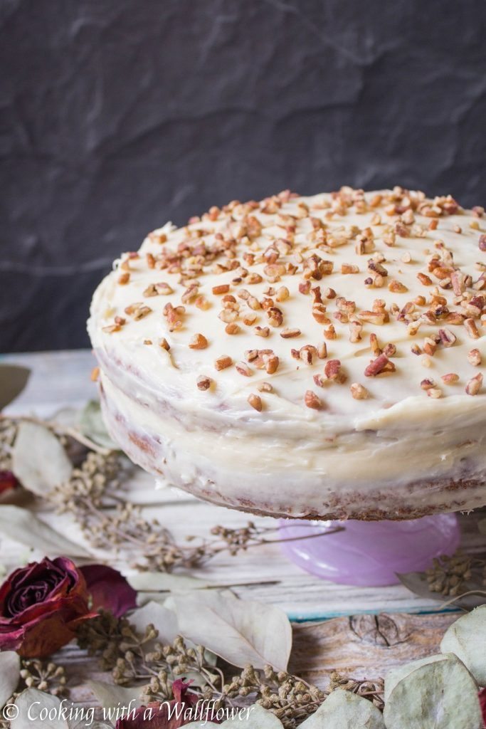 Hummingbird Cake | Cooking with a Wallflower