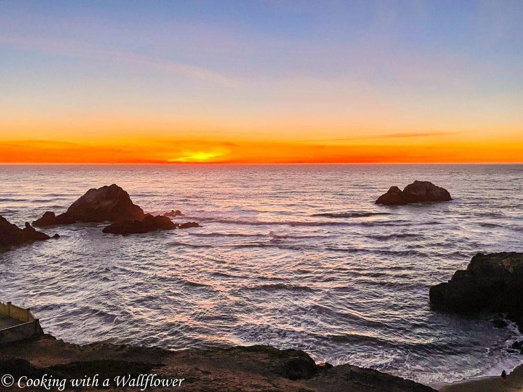 Sunsets at Ocean Beach