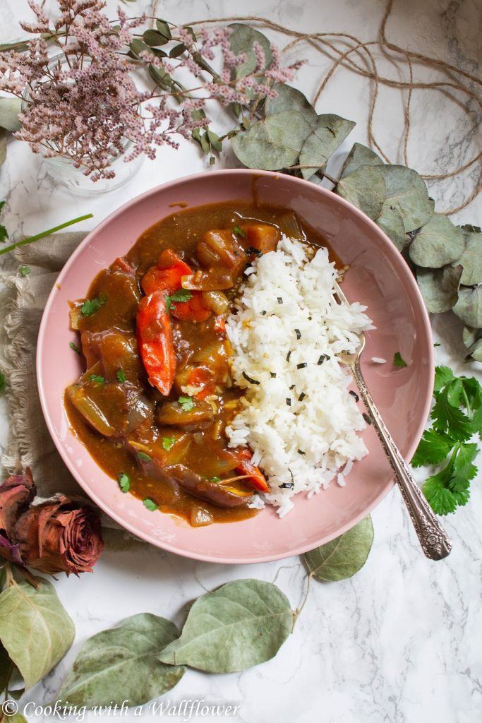 Japanese Style Curry Rice | Cooking with a Wallflower
